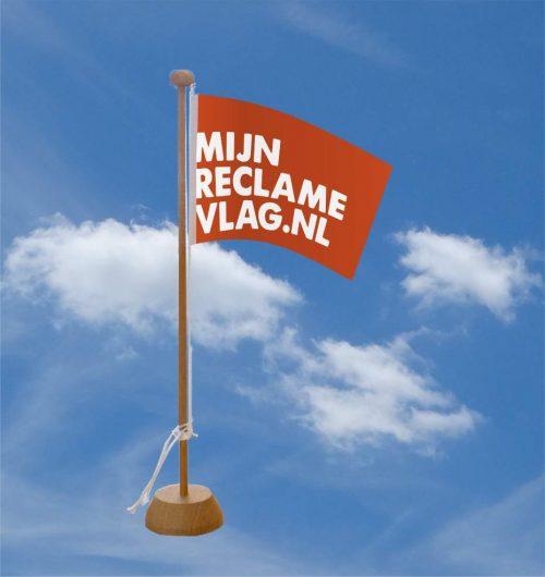 tafelvlaggen bedrukken, voordelig, tafelvlaggetjes, bedrukken