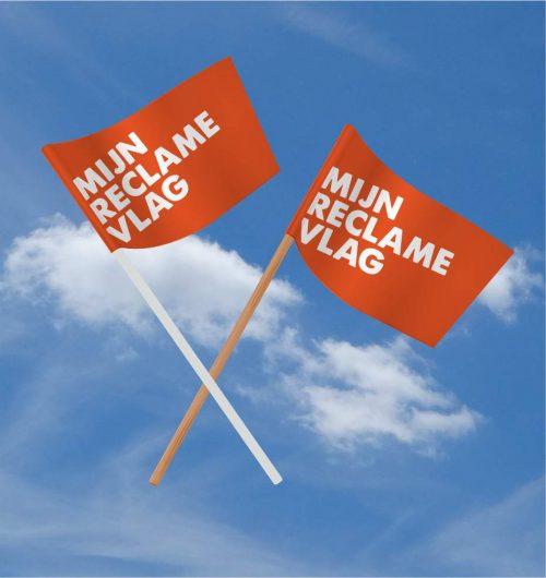 zwaai vlaggen bedrukken reclame