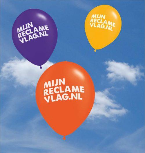 ballonnen bedrukken; voordelig; snel; goedkoop
