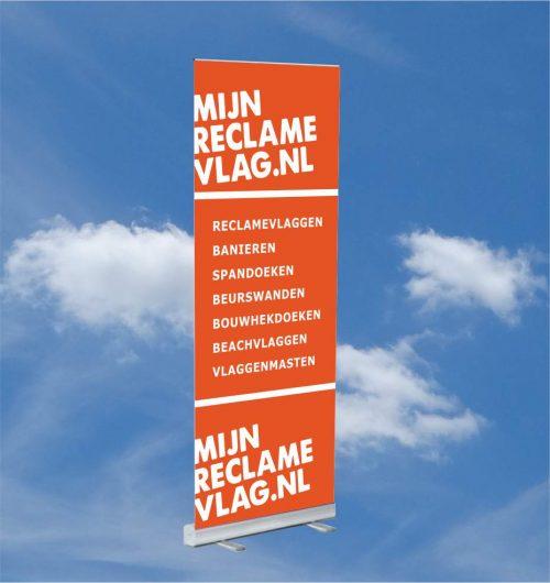 roll up banner maken; maken; bedrukken; bestellen; reclame