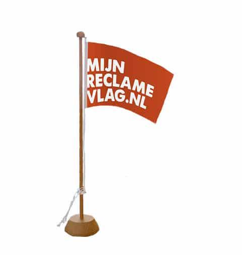 Tafelvlaggen met uw logo bedrukken