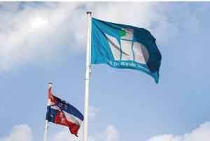Rondevenen Vlag